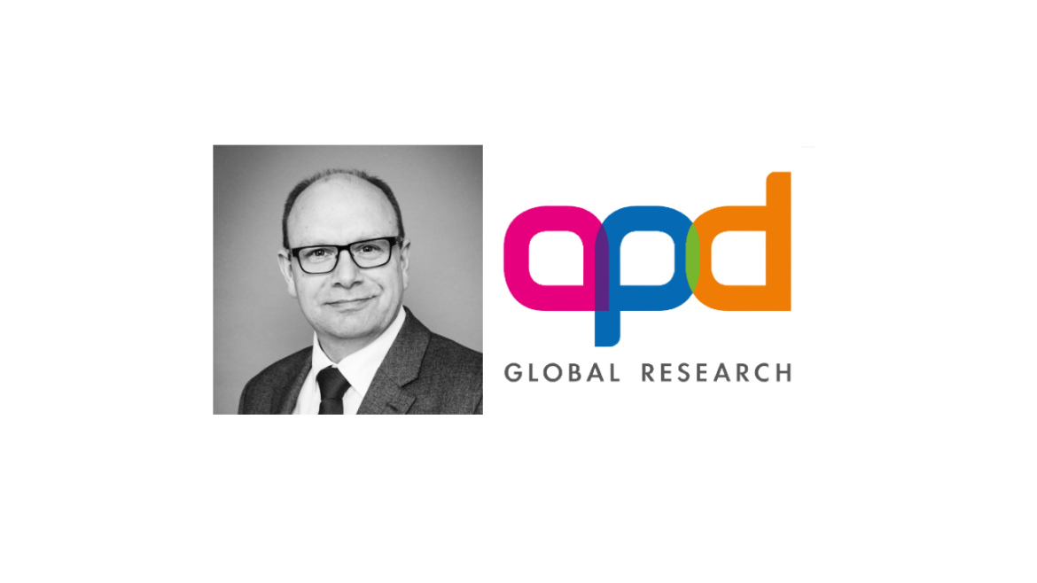 New APD Global director Andrew Smith
