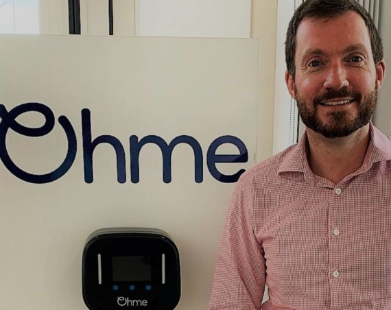 Peter McDonald joins Ohme