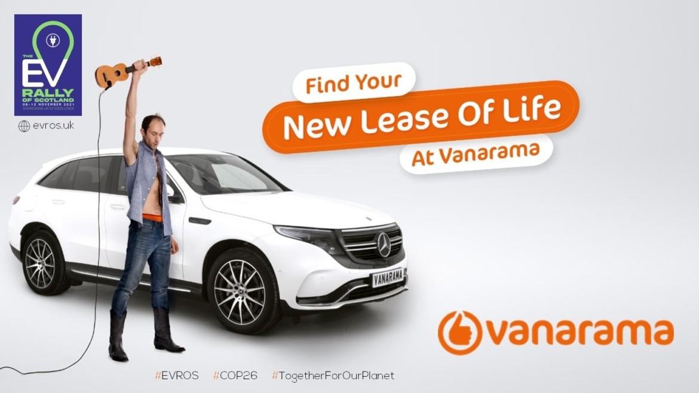 Leasing broker Vanarama is a partner of EVROS