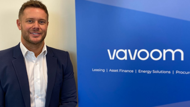 Stuart Adam sales director Vavoom